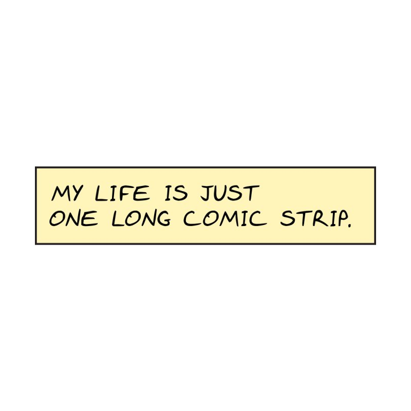 Comic Strip Life by Richard Favaloro's Shop
