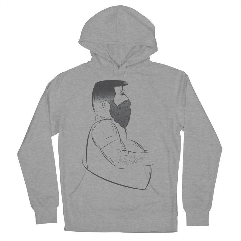Mr. Morgan Men's Pullover Hoody by Richard Favaloro's Shop