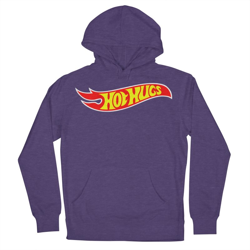 Hot Hugs Women's French Terry Pullover Hoody by Richard Favaloro's Shop