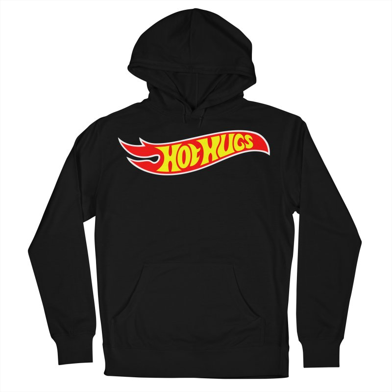 Hot Hugs Men's French Terry Pullover Hoody by Richard Favaloro's Shop