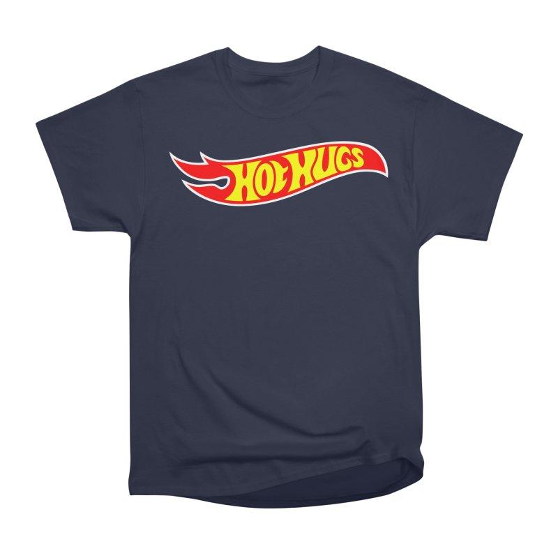 Hot Hugs Men's Heavyweight T-Shirt by Richard Favaloro's Shop