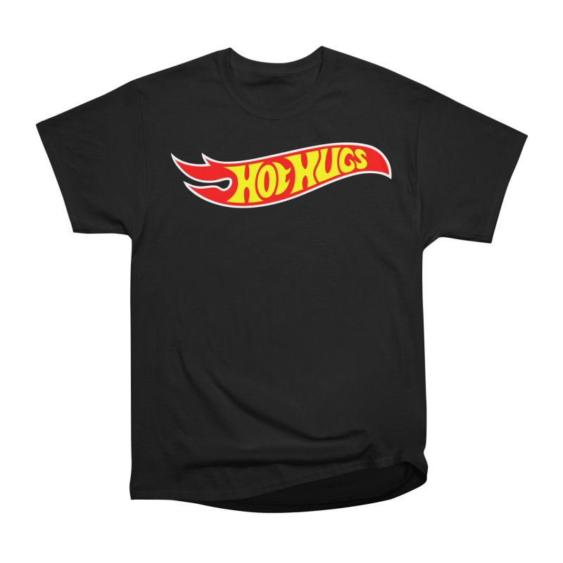 Hot Hugs Women's Heavyweight Unisex T-Shirt by Richard Favaloro's Shop