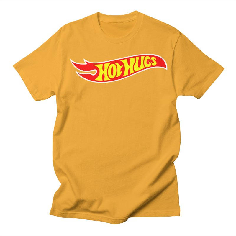 Hot Hugs Men's Regular T-Shirt by Richard Favaloro's Shop