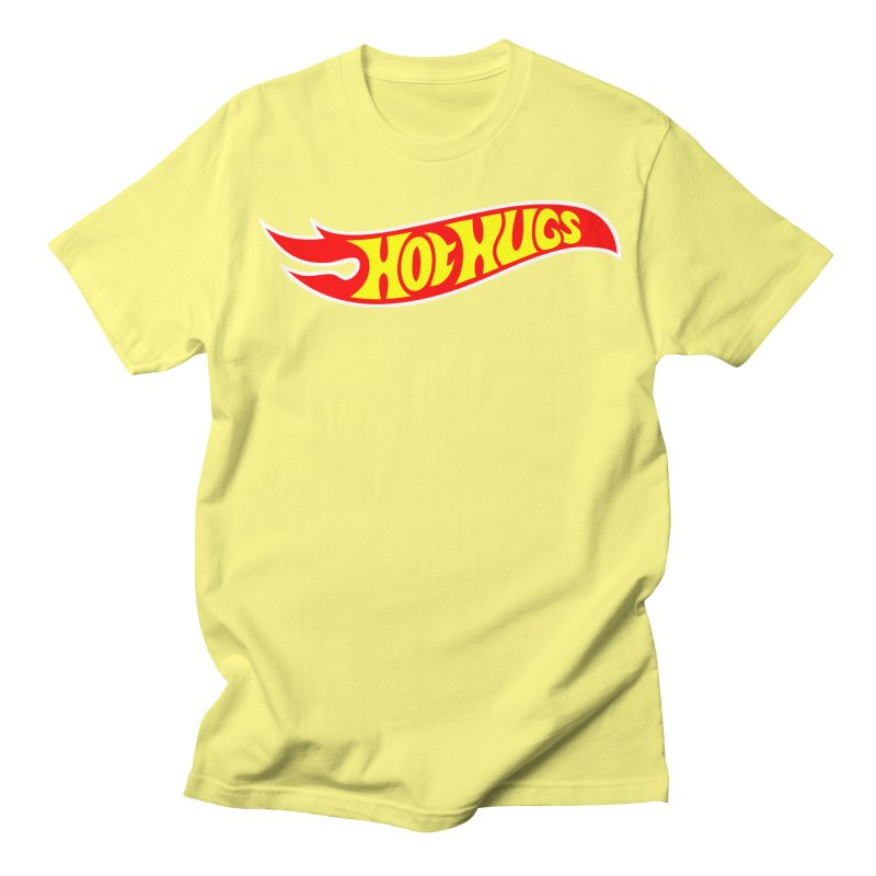 Hot Hugs Men's T-Shirt by Richard Favaloro's Shop