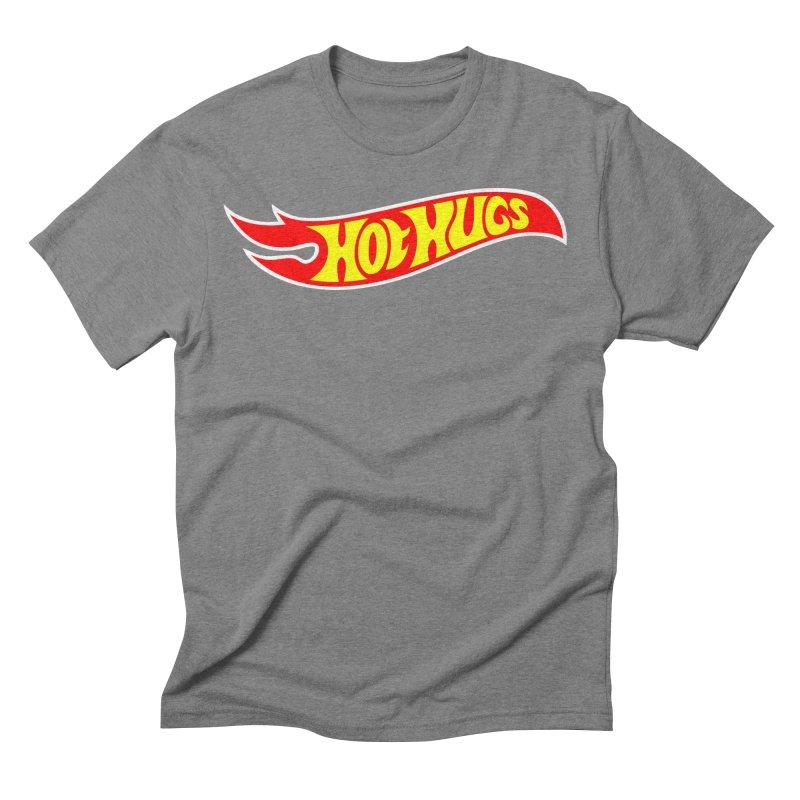 Hot Hugs Men's Triblend T-Shirt by Richard Favaloro's Shop