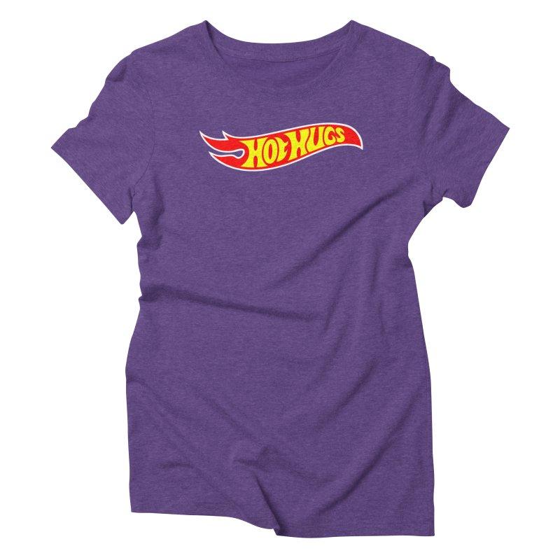 Hot Hugs Women's Triblend T-Shirt by Richard Favaloro's Shop