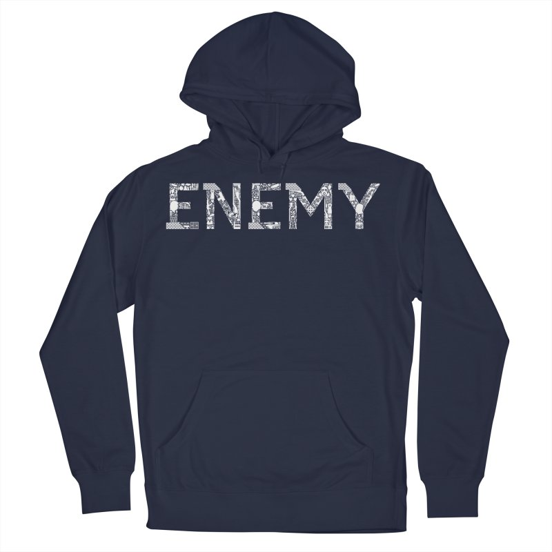 Know Your ENEMY (W) Women's Pullover Hoody by Richard Favaloro's Shop
