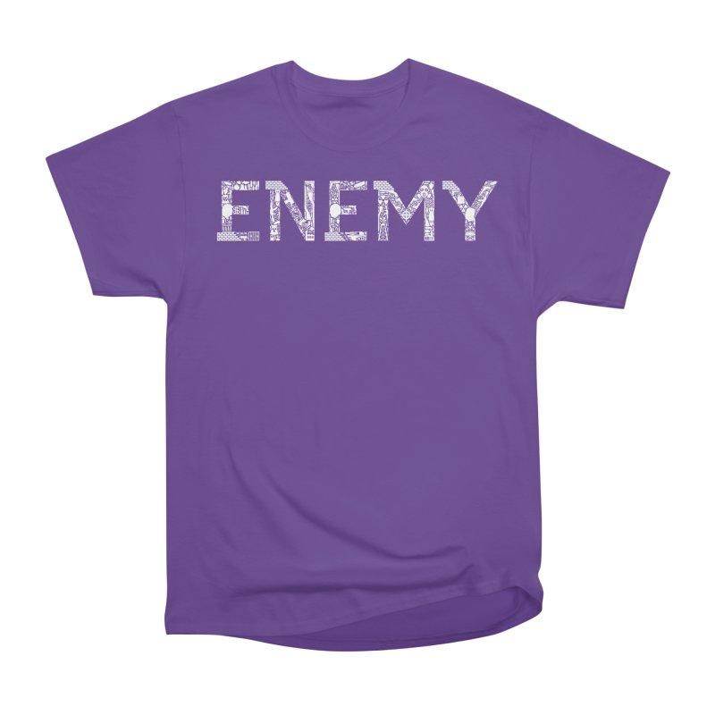 Know Your ENEMY (W) Women's Classic Unisex T-Shirt by Richard Favaloro's Shop