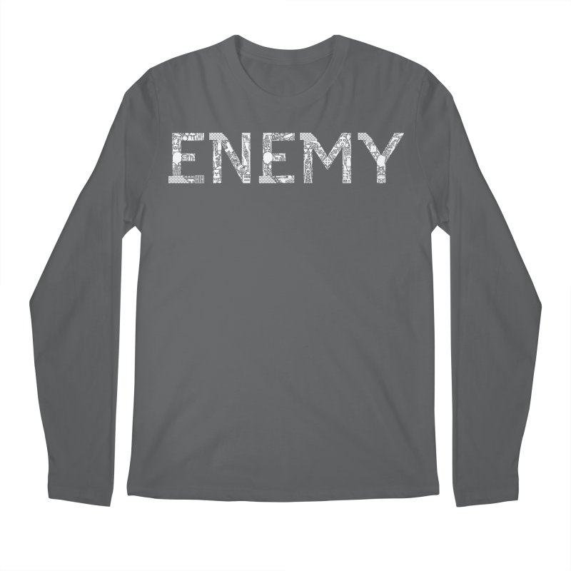 Know Your ENEMY (W) Men's Longsleeve T-Shirt by Richard Favaloro's Shop
