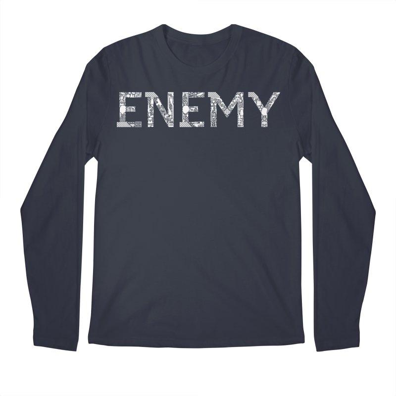 Know Your ENEMY (W) Men's Regular Longsleeve T-Shirt by Richard Favaloro's Shop