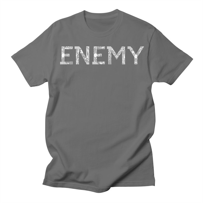 Know Your ENEMY (W) Women's Unisex T-Shirt by Richard Favaloro's Shop