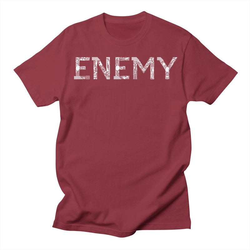 Know Your ENEMY (W) Women's Regular Unisex T-Shirt by Richard Favaloro's Shop