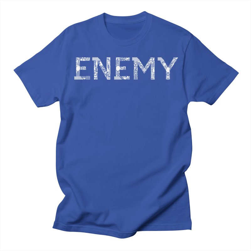 Know Your ENEMY (W) Women's Regular Unisex T-Shirt by Richard Favaloro's Shop