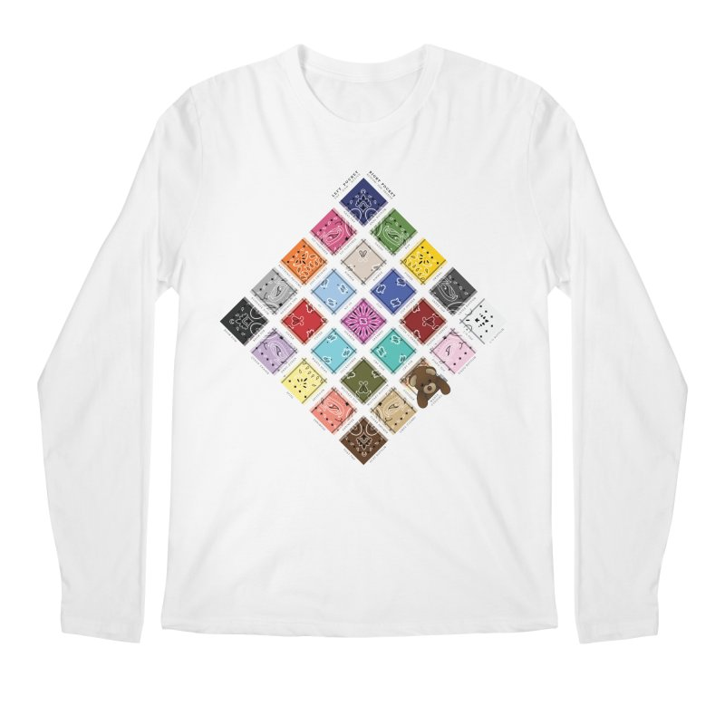 Know the Code Men's Regular Longsleeve T-Shirt by Richard Favaloro's Shop