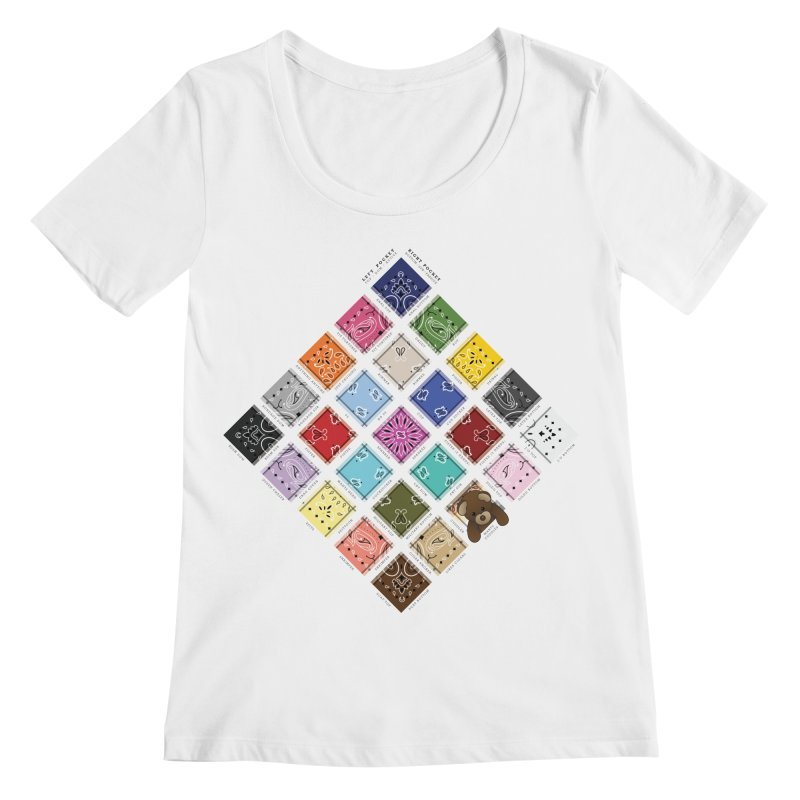 Know the Code Women's Regular Scoop Neck by Richard Favaloro's Shop