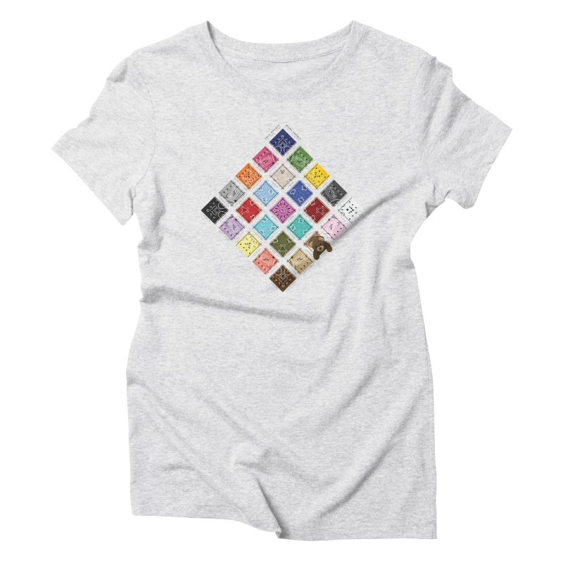 Know the Code Women's Triblend T-Shirt by Richard Favaloro's Shop