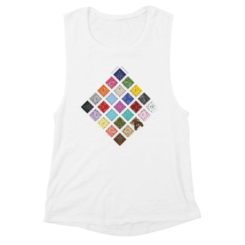 Know the Code Women's Muscle Tank by Richard Favaloro's Shop