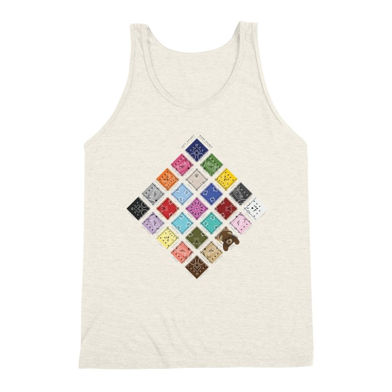 Know the Code Men's Triblend Tank by Richard Favaloro's Shop