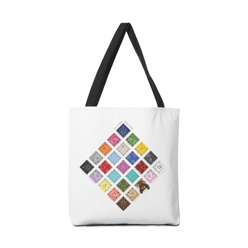 Know the Code Accessories Tote Bag Bag by Richard Favaloro's Shop