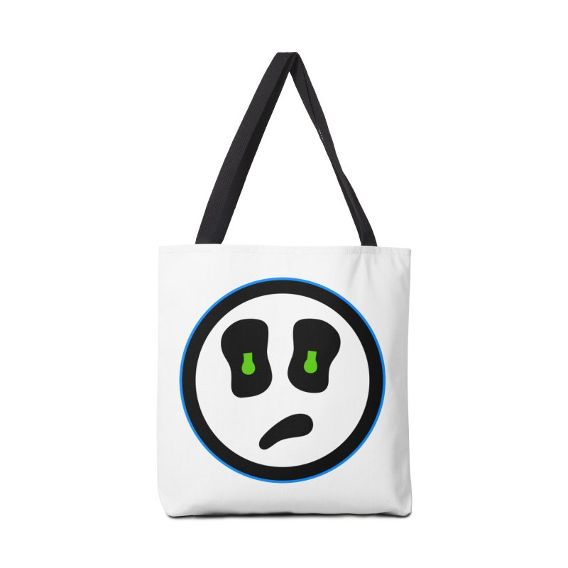Mega Face Accessories Tote Bag Bag by Richard Favaloro's Shop