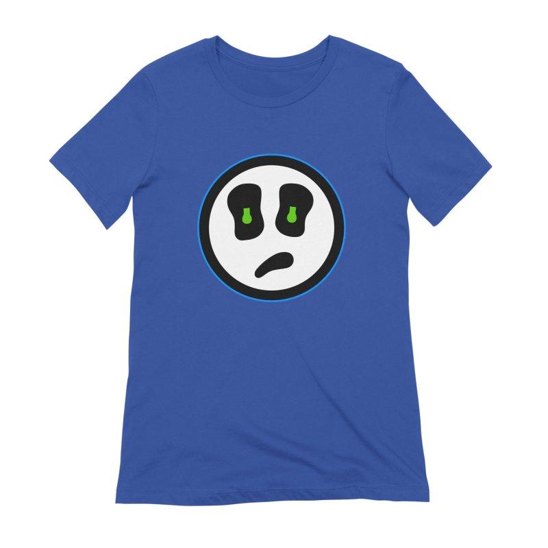 Mega Face Women's Extra Soft T-Shirt by Richard Favaloro's Shop