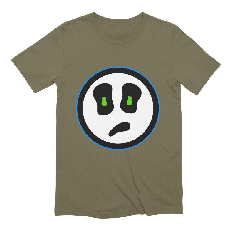 Mega Face Men's Extra Soft T-Shirt by Richard Favaloro's Shop