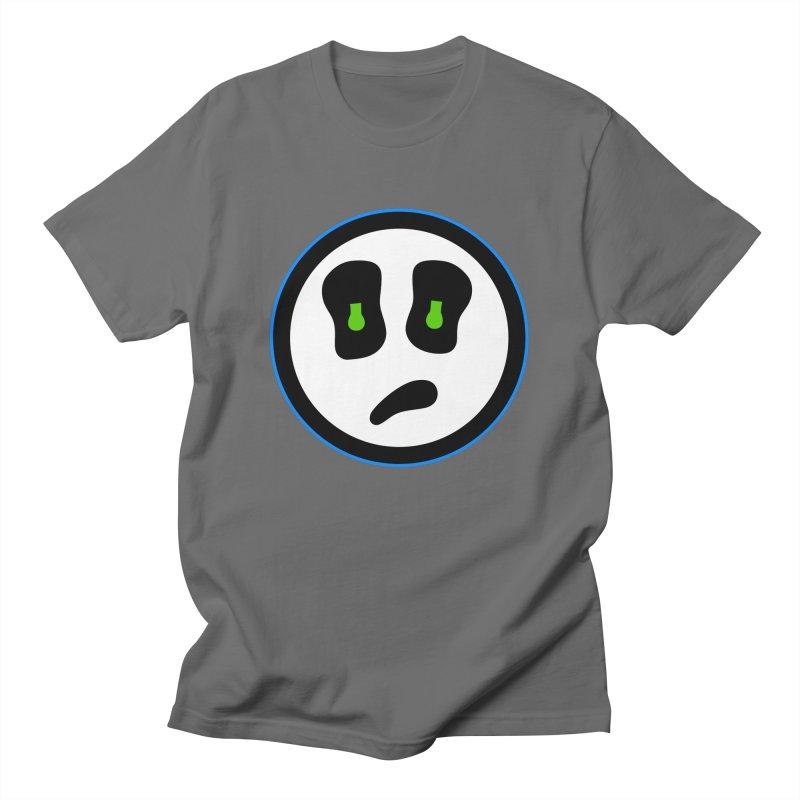 Mega Face Men's T-Shirt by Richard Favaloro's Shop