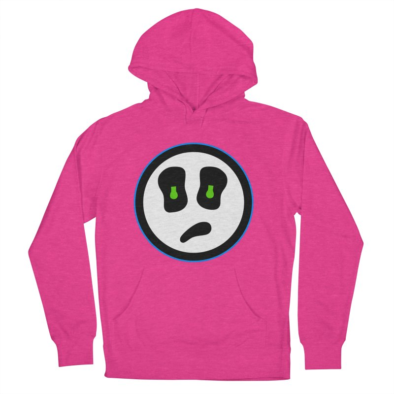 Mega Face Women's French Terry Pullover Hoody by Richard Favaloro's Shop
