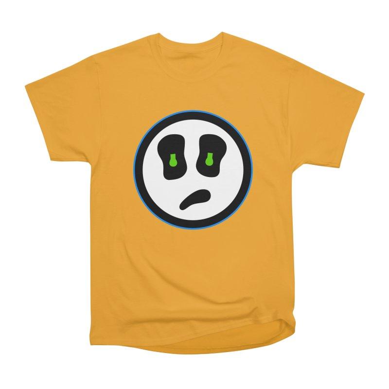 Mega Face Men's Heavyweight T-Shirt by Richard Favaloro's Shop