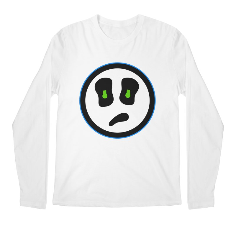Mega Face Men's Longsleeve T-Shirt by Richard Favaloro's Shop