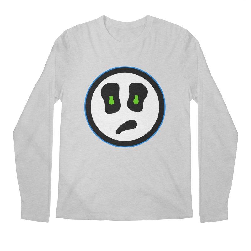 Mega Face Men's Regular Longsleeve T-Shirt by Richard Favaloro's Shop