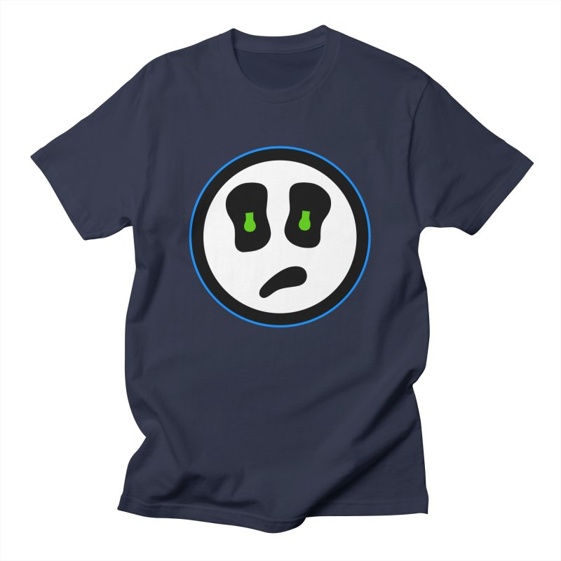 Mega Face Women's Regular Unisex T-Shirt by Richard Favaloro's Shop