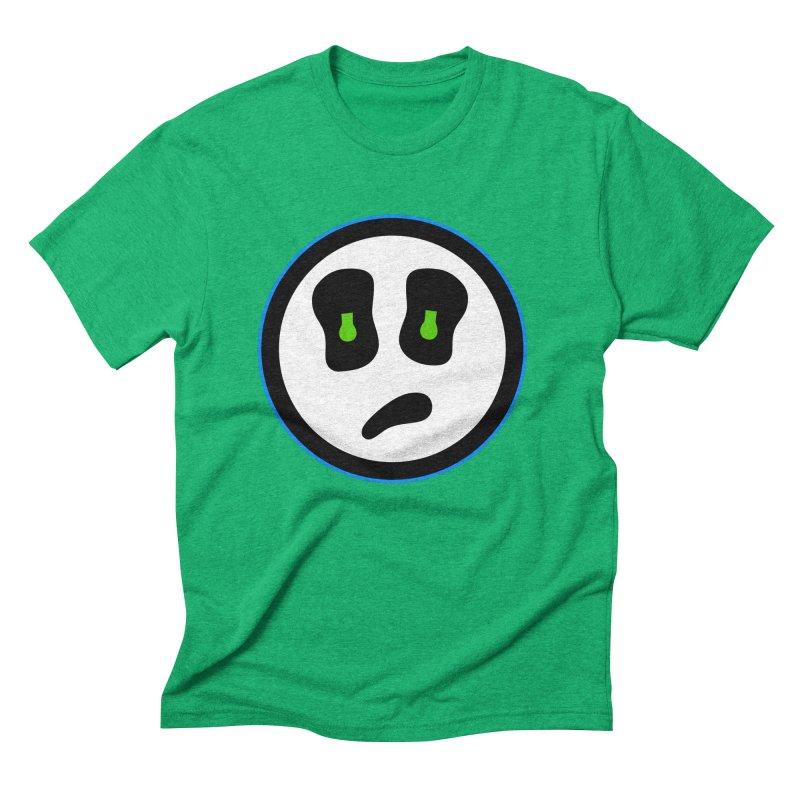 Mega Face Men's Triblend T-Shirt by Richard Favaloro's Shop