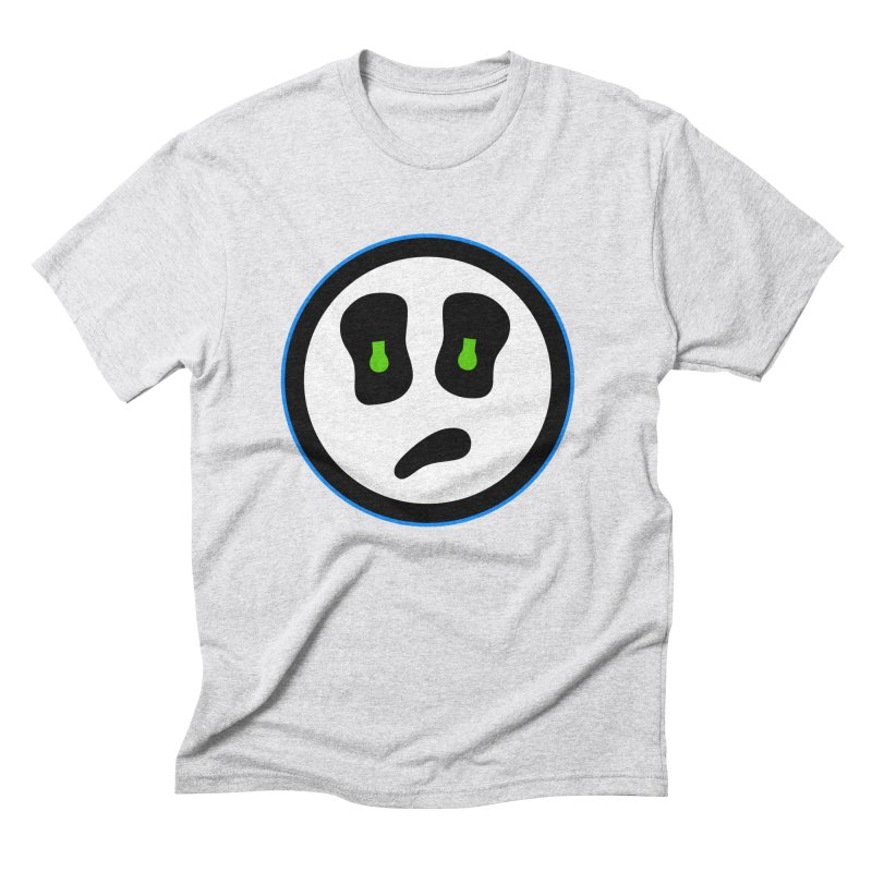 Mega Face Men's Triblend T-Shirt by Richard Favaloro's Shop