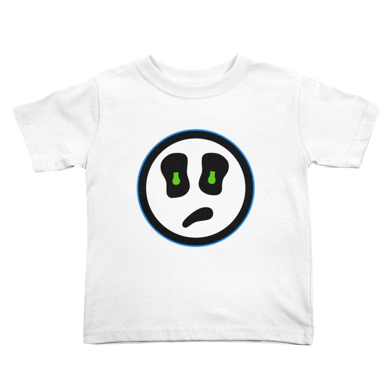 Mega Face Kids Toddler T-Shirt by Richard Favaloro's Shop