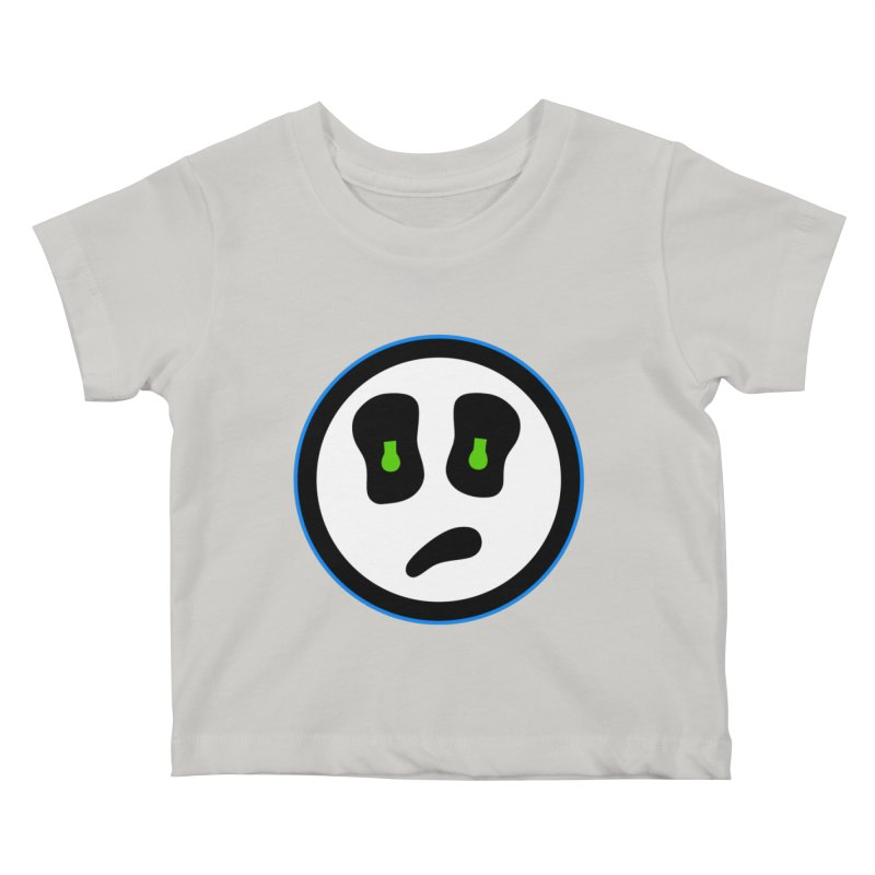 Mega Face Kids Baby T-Shirt by Richard Favaloro's Shop