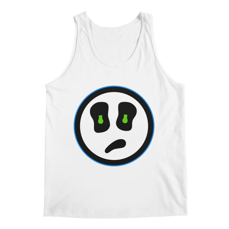 Mega Face Men's Regular Tank by Richard Favaloro's Shop