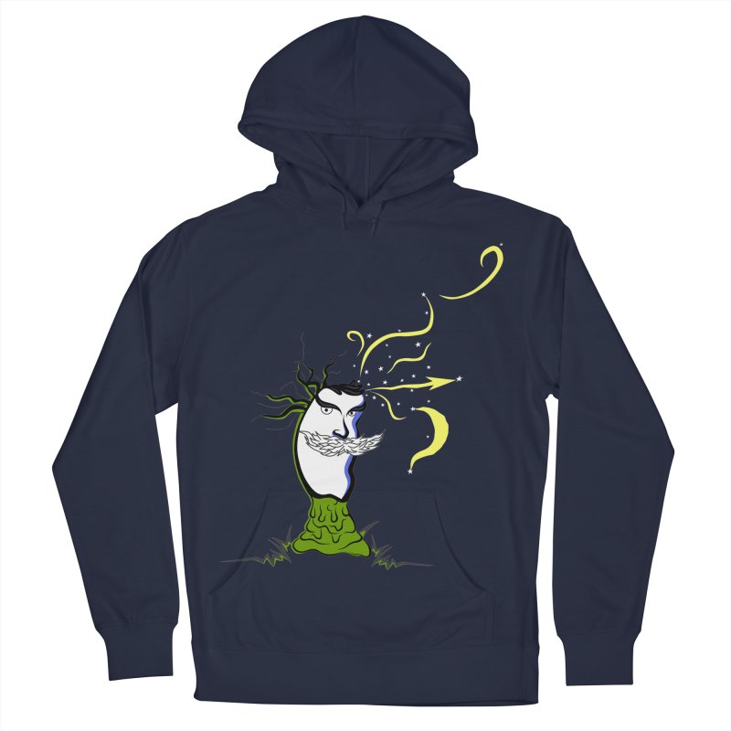 The Sky Maker Women's French Terry Pullover Hoody by Richard Favaloro's Shop