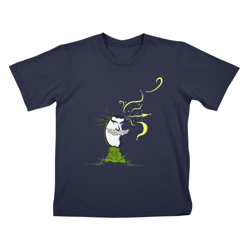 The Sky Maker Kids T-Shirt by Richard Favaloro's Shop