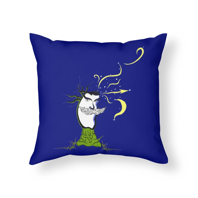 The Sky Maker Home Throw Pillow by Richard Favaloro's Shop