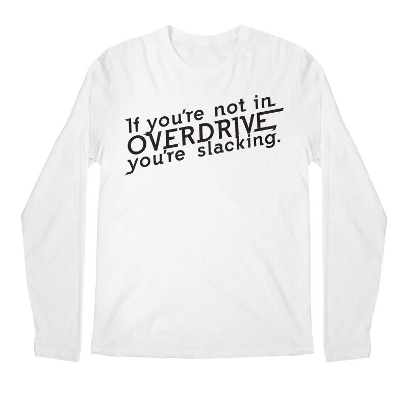 Overdrive Men's Regular Longsleeve T-Shirt by Richard Favaloro's Shop