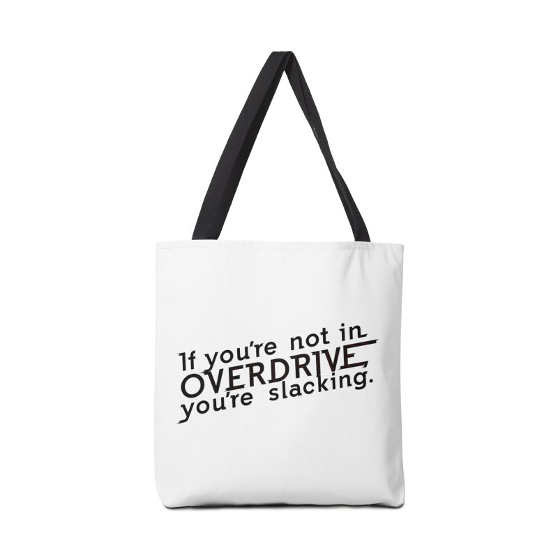 Overdrive Accessories Bag by Richard Favaloro's Shop