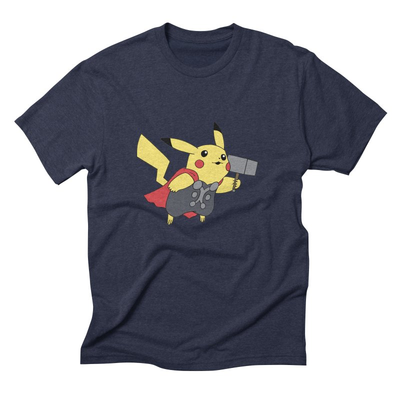 Pikathor Men's Triblend T-Shirt by richardtpotter's Artist Shop