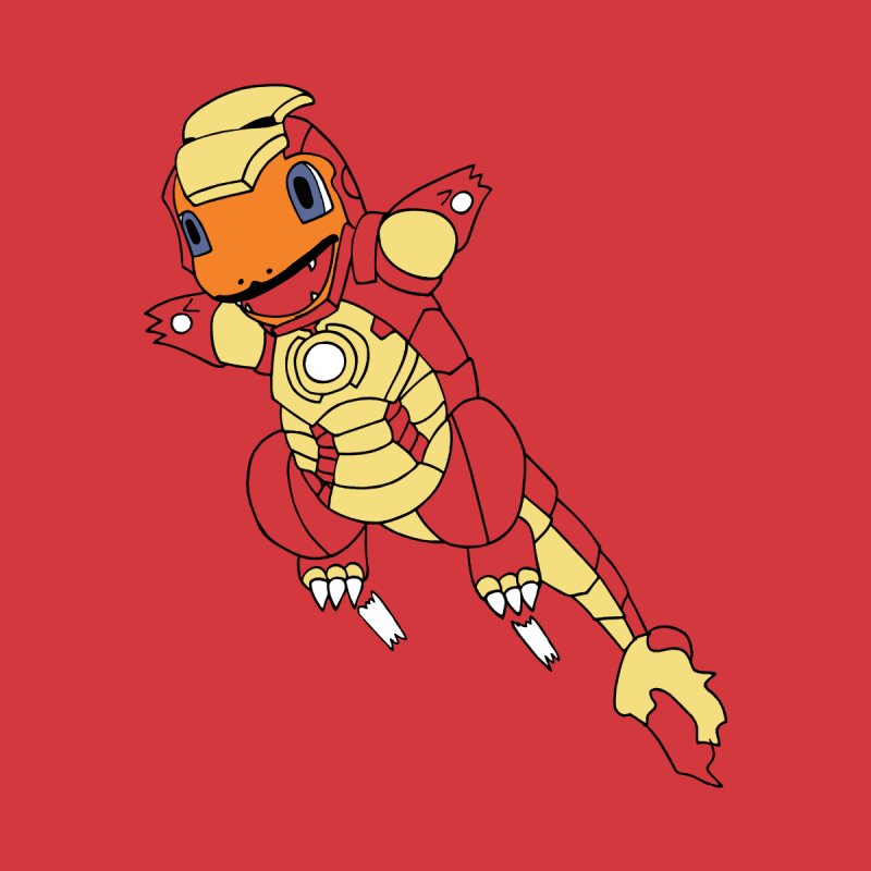 Ironmander by richardtpotter's Artist Shop