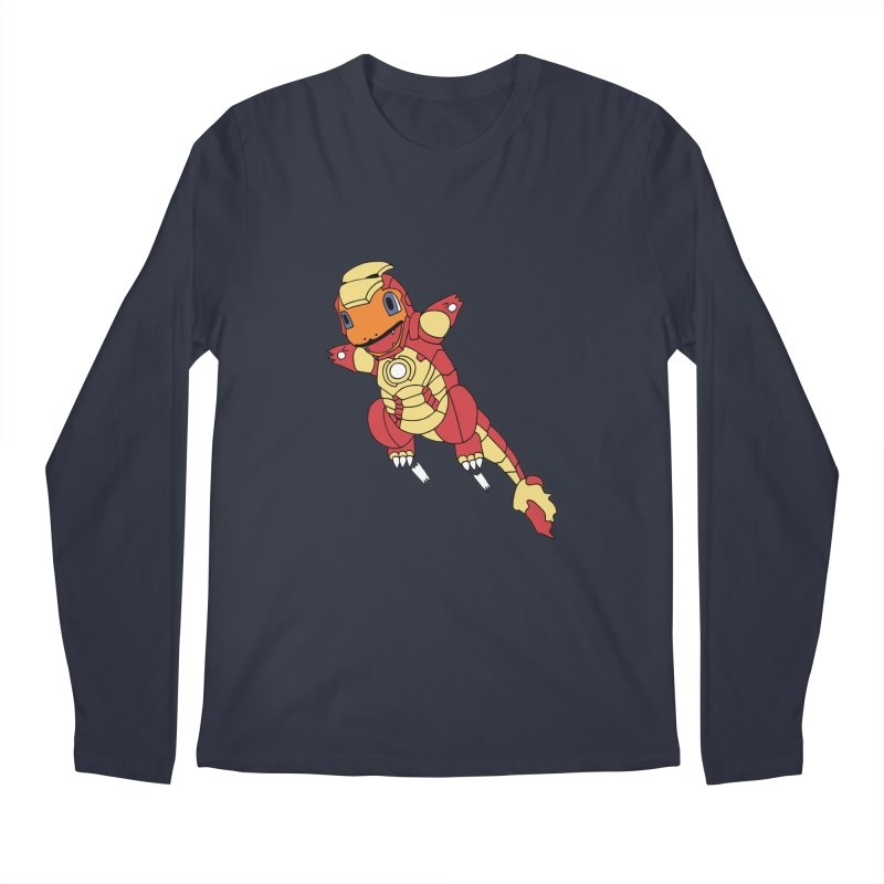 Ironmander Men's Longsleeve T-Shirt by richardtpotter's Artist Shop