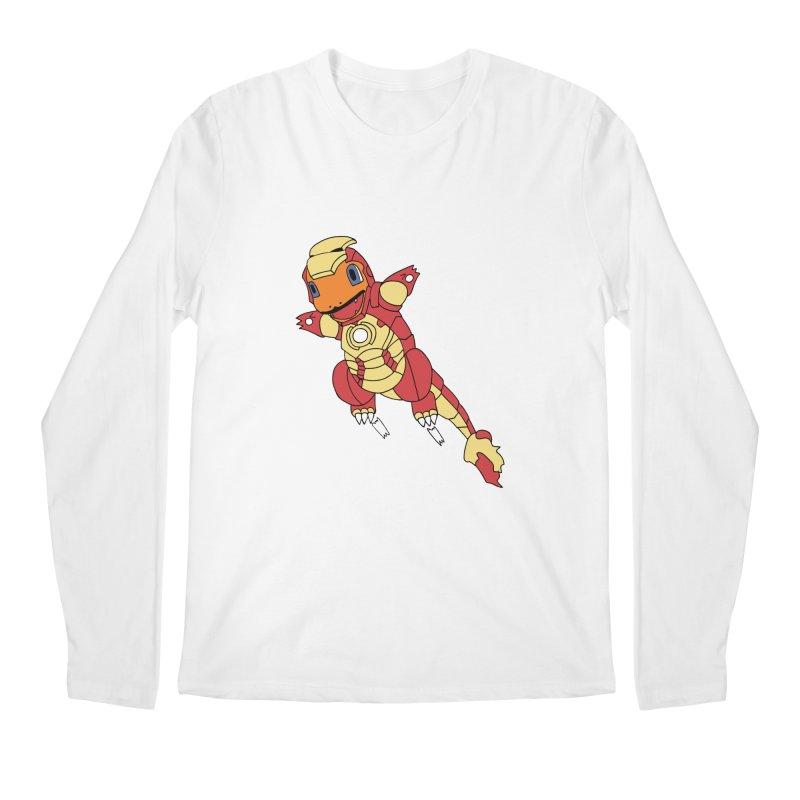 Ironmander Men's Longsleeve T-Shirt by richardtpotter's Artist Shop
