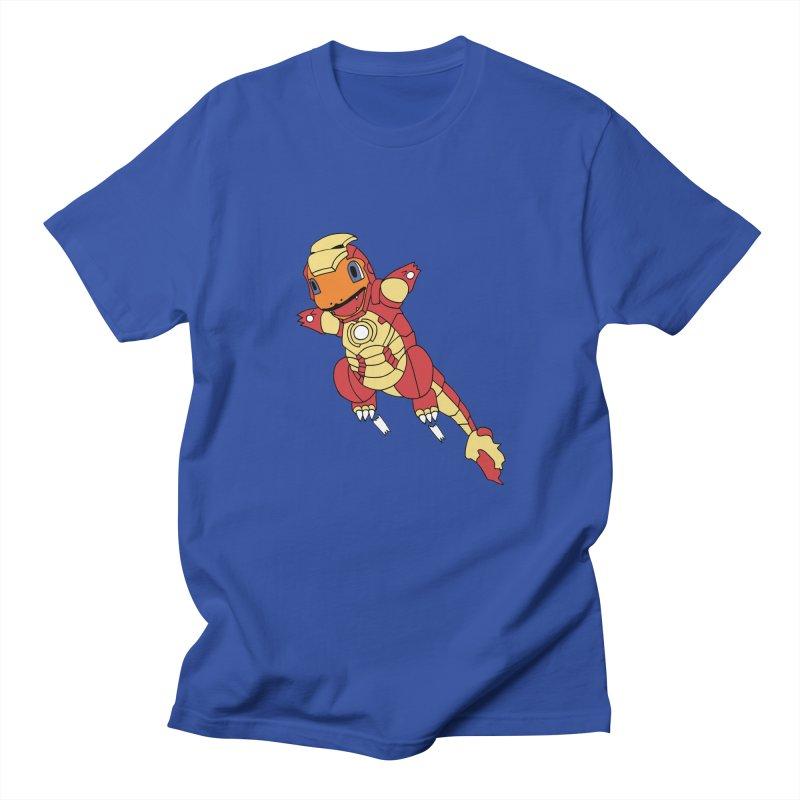 Ironmander Men's T-shirt by richardtpotter's Artist Shop