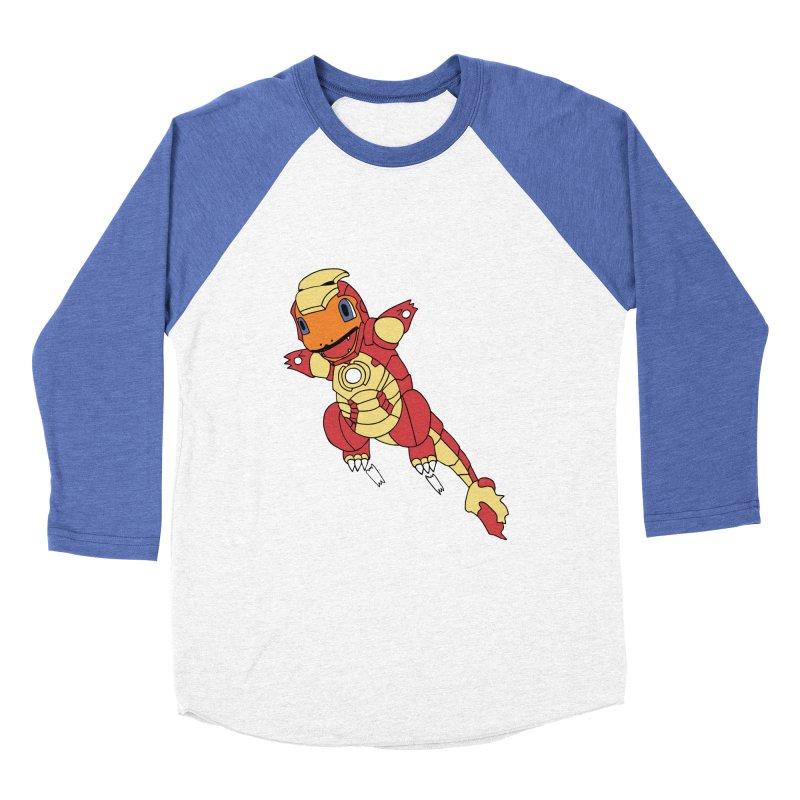 Ironmander Men's Baseball Triblend T-Shirt by richardtpotter's Artist Shop