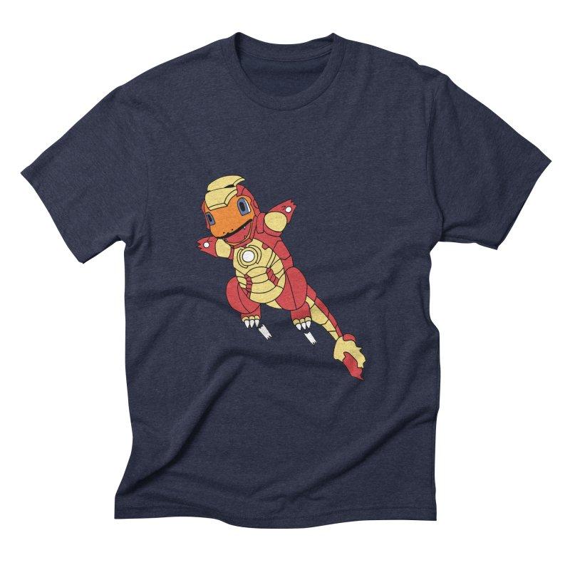 Ironmander Men's Triblend T-shirt by richardtpotter's Artist Shop