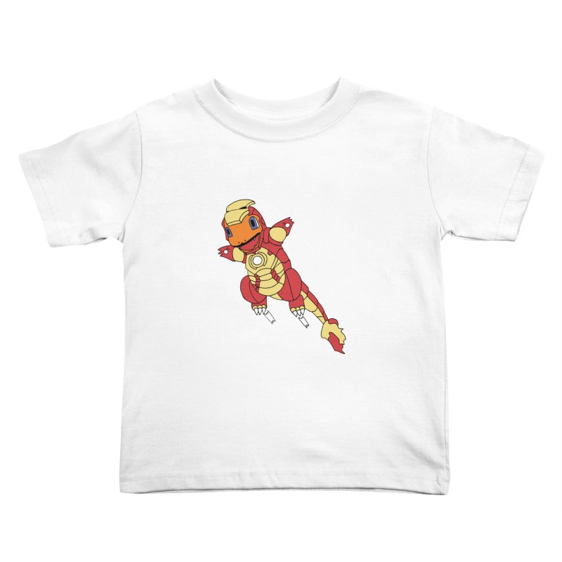 Ironmander Kids Toddler T-Shirt by richardtpotter's Artist Shop